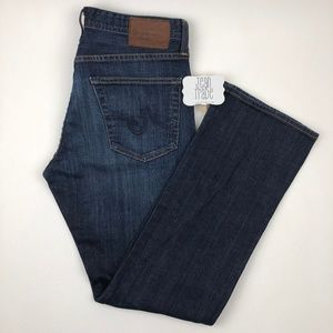 AG Men's the protege straight leg jean 33x32